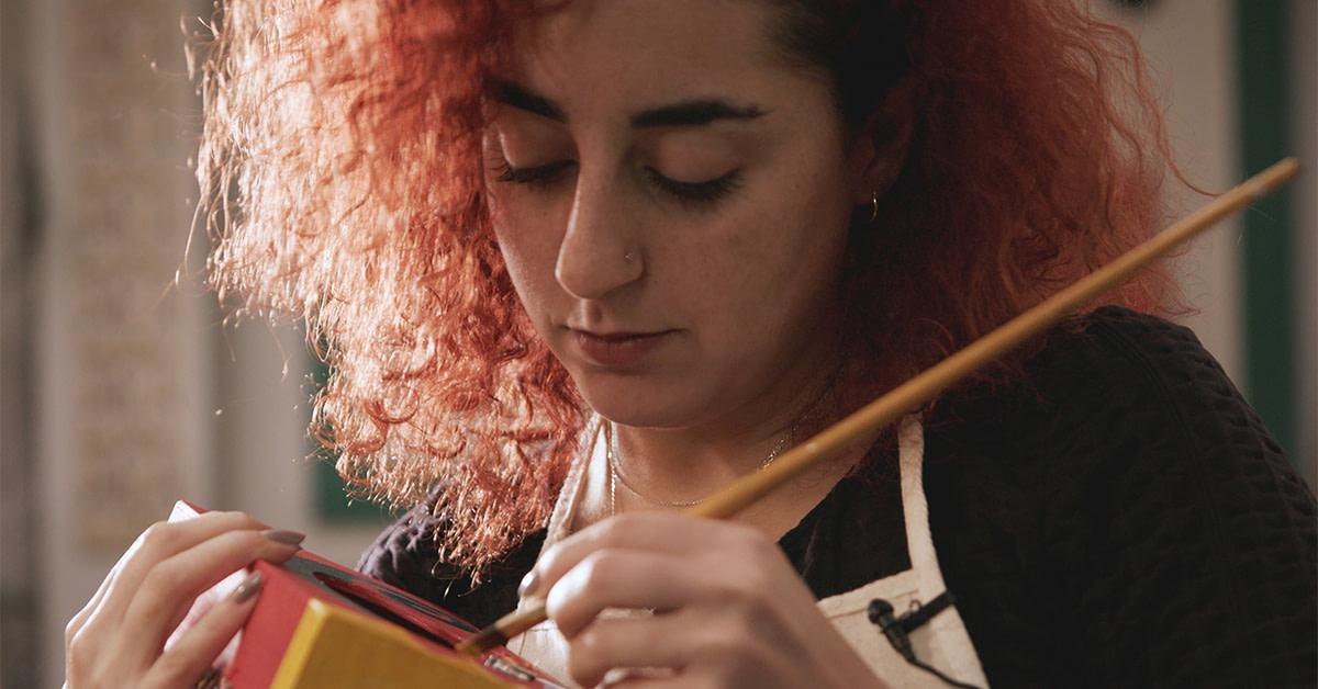 Artline S01E01 | Ilat Knayzeh | Lebanese Painter