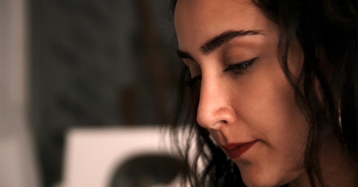 ArtLine S01E02 | Zayna Ayyad | Lebanese Painter