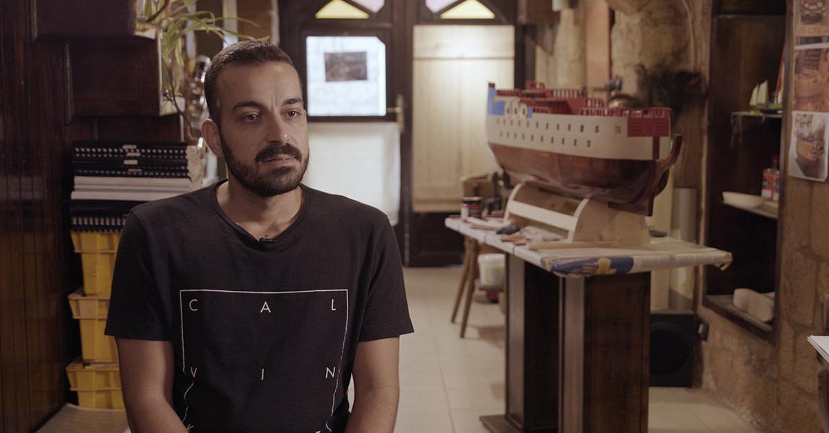 Artline S02E04 | Ghassan El Bakry | Lebanese Miniature Ship Builder