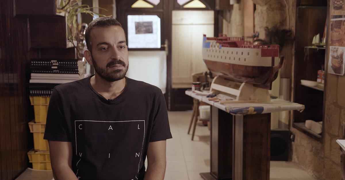 Artline S02E04 - Ghassan El Bakry - Lebanese Miniature Ship Builder