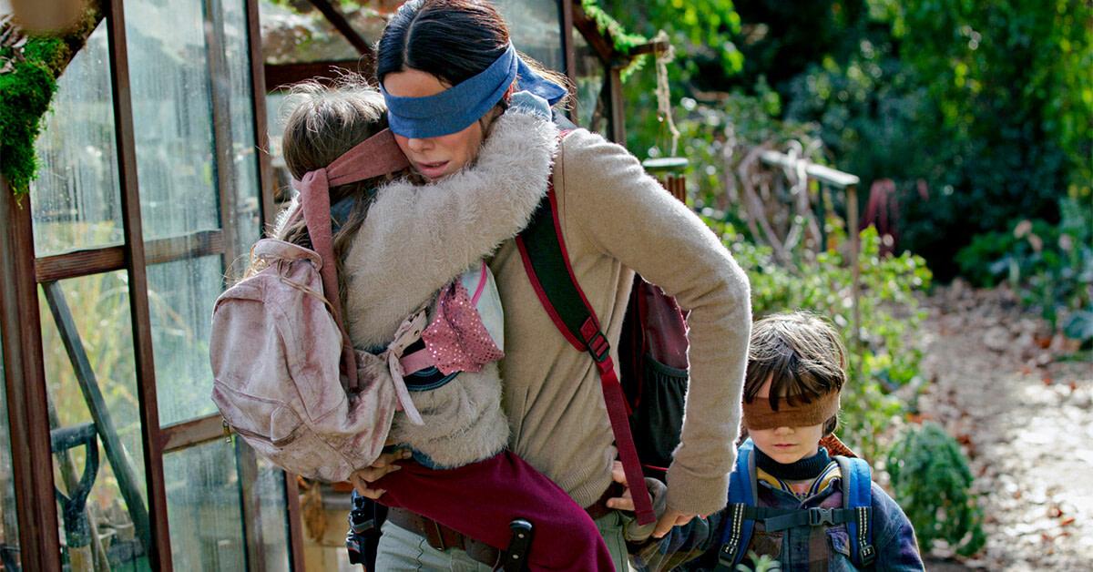Bird Box – A Netflix Movie Analysis: Sandra Bullock, John Malkovich, and Jacki Weaver, Directed by Susanne Biere