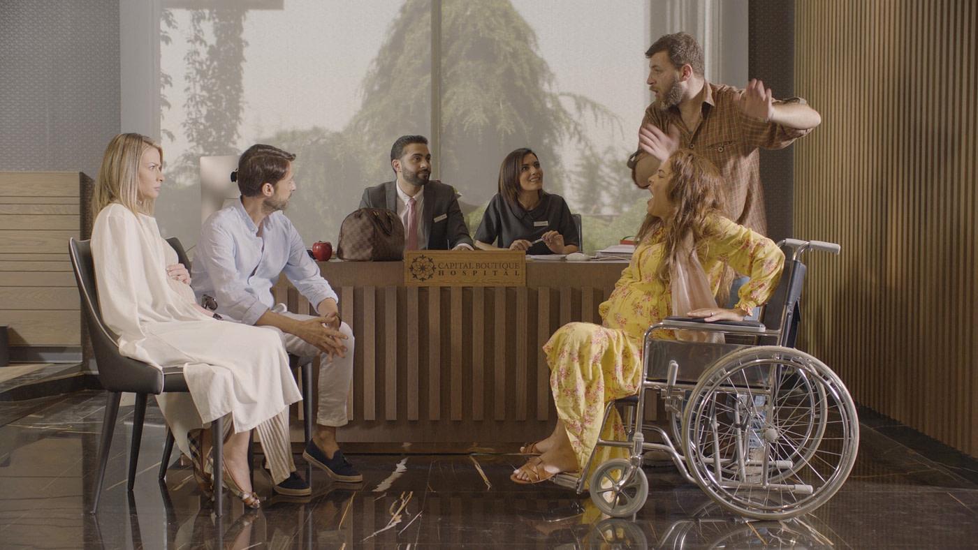 "A New Lebanese Movie Is Born | ""Yerbo B3ezkon, C-Section"""