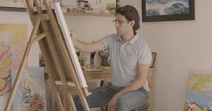 ArtLine S02E05 | Zahed Koubaisi | Lebanese Calligraphy Artist