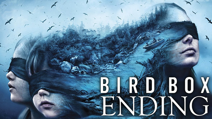 the Netflix film Bird Box